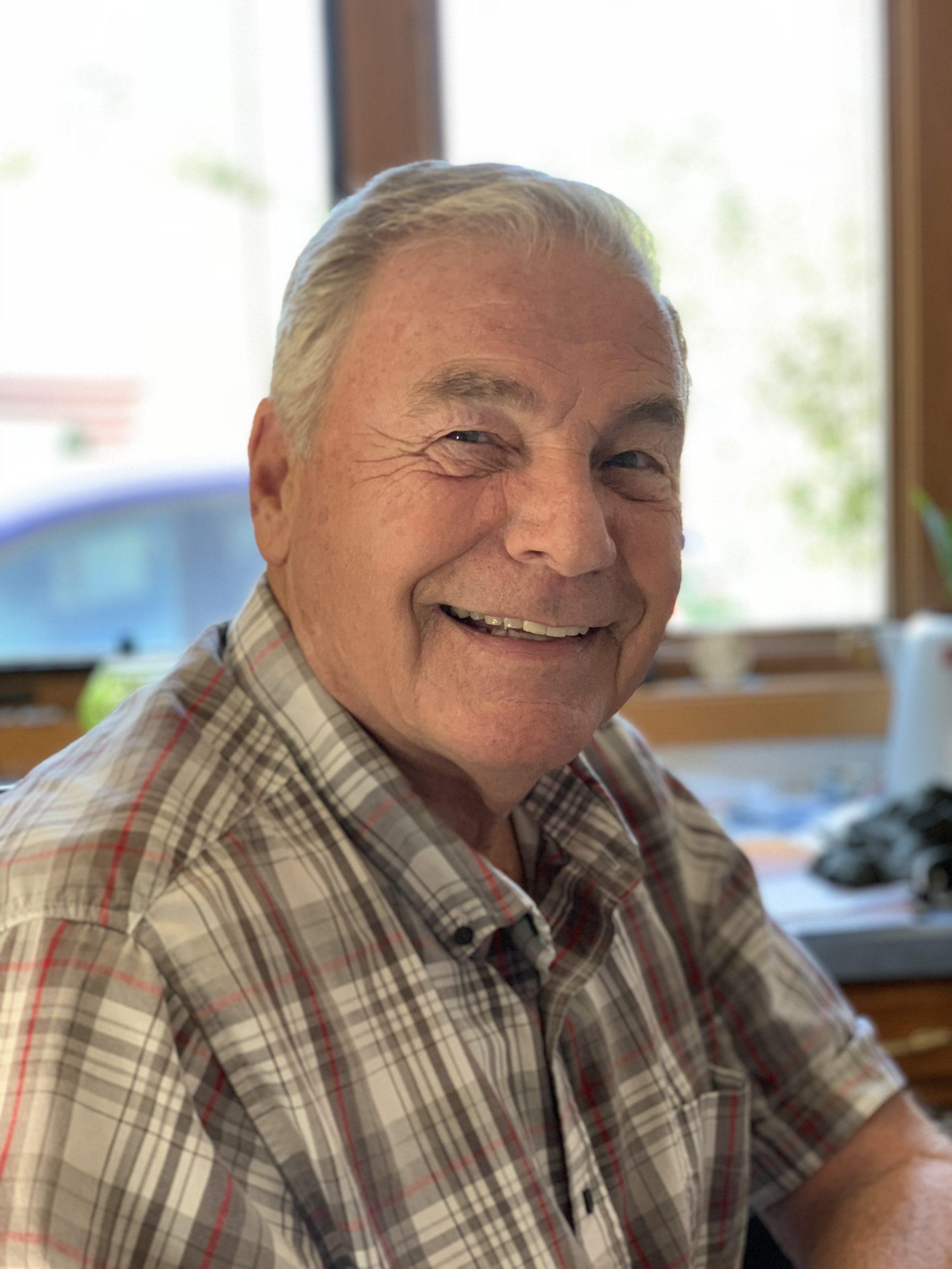 Donald Maiden